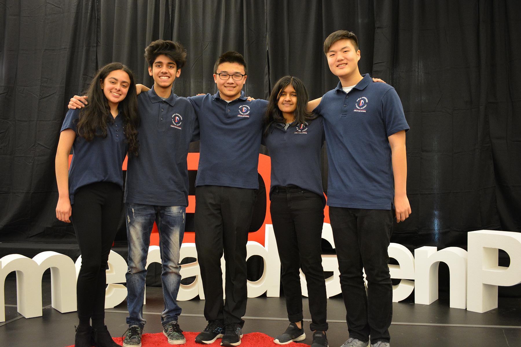 TEDx InvenTeam