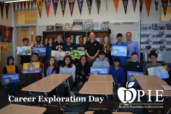 WMS Career Day